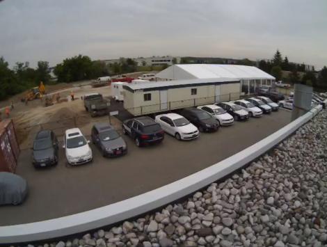Roof Camera - 27-Jun-13