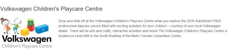 Playcare Centre AutoShow